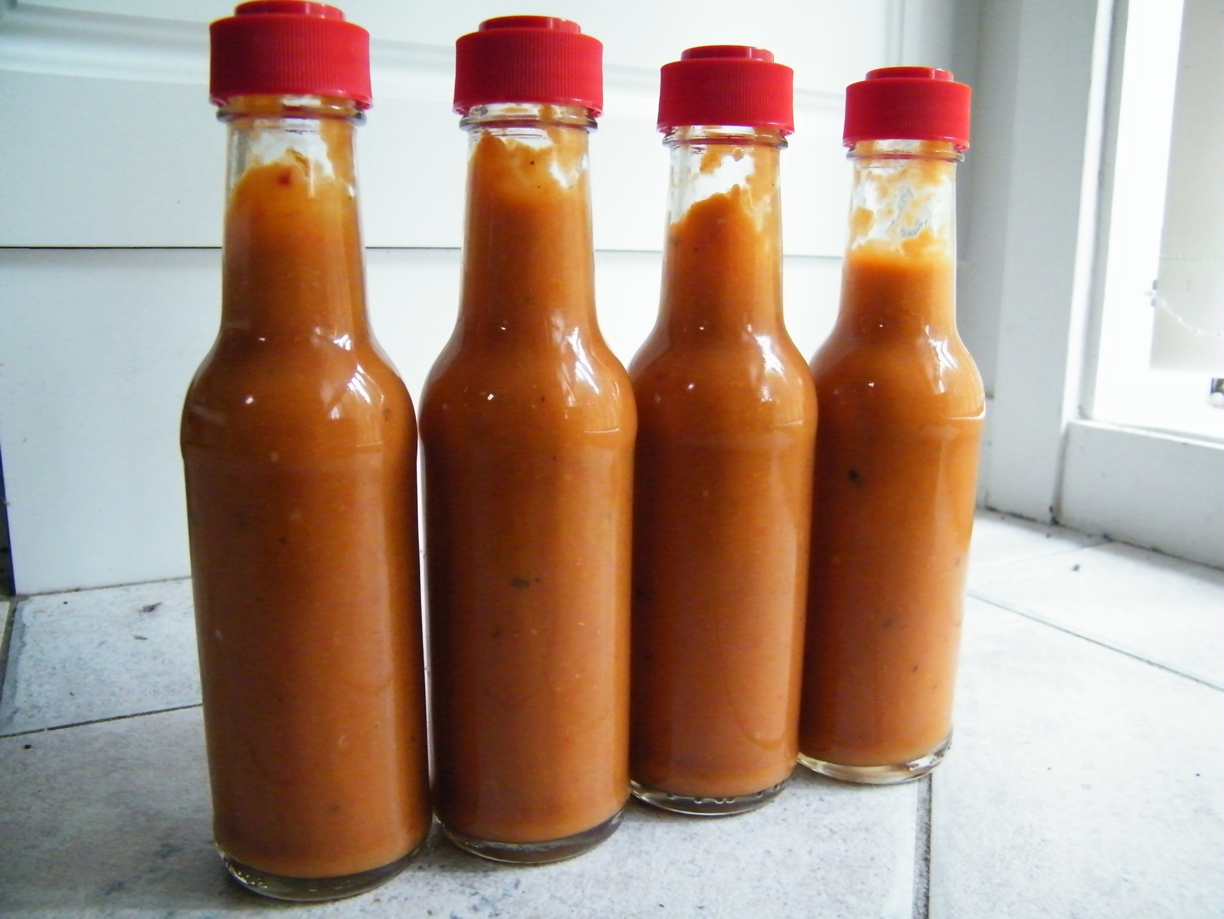 Dorset Naga Hot Sauce recipe | Homemade Hot Chili Sauce Recipes