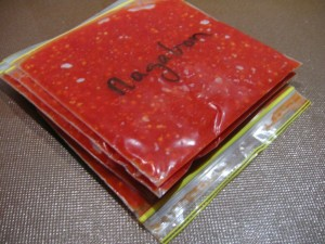 How to freeze chili peppers 002 300x225 How to freeze chili peppers