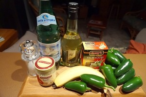 Green Chili Sauce Recipe Ingredients 300x199 Green Chili Sauce