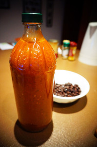Chilpotle Black Bean Hot Sauce