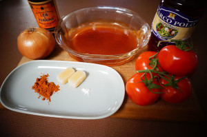 Extreme Buffalo Wing Sauce Ingredients