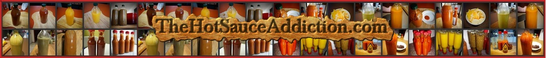 TheHotSauceAddiction Website